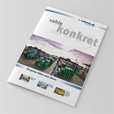 Paul Vahle GmbH & Co. KG Kundenmagazin